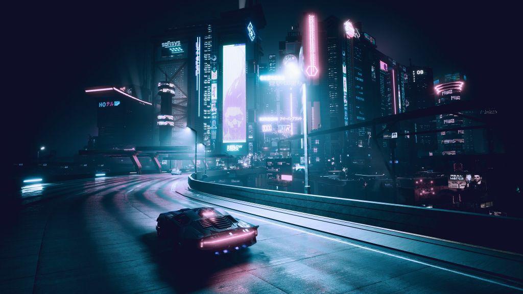 Пусть профессионал поможет вам сделать потрясающие скриншоты Cyberpunk 2077