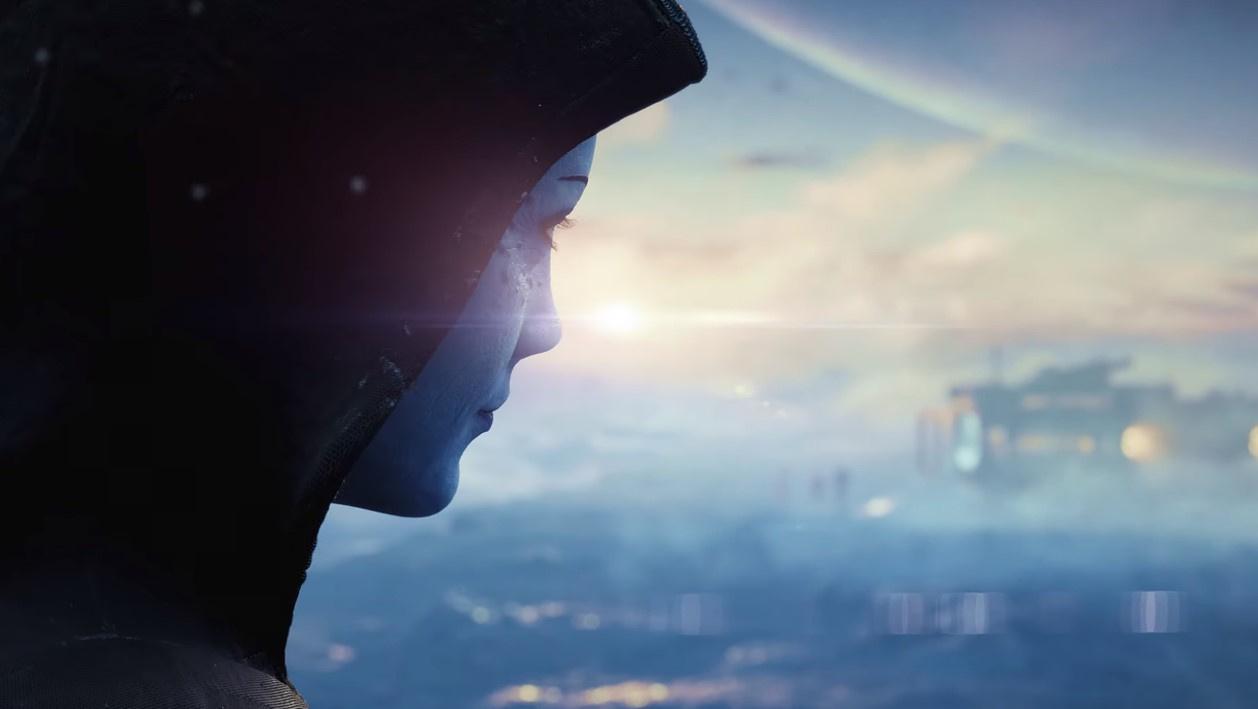 У следующего Mass Effect есть тизер, и в нем есть Лиара