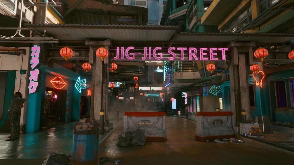 Как найти Joytoys в Cyberpunk 2077