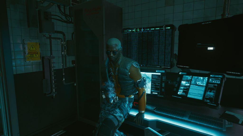 Как спасти Никса в миссии Kold Mirage в Cyberpunk 2077