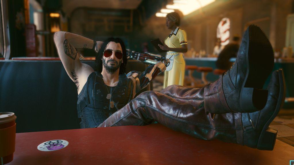 Где найти предметы Джонни Сильверхэнда в Cyberpunk 2077