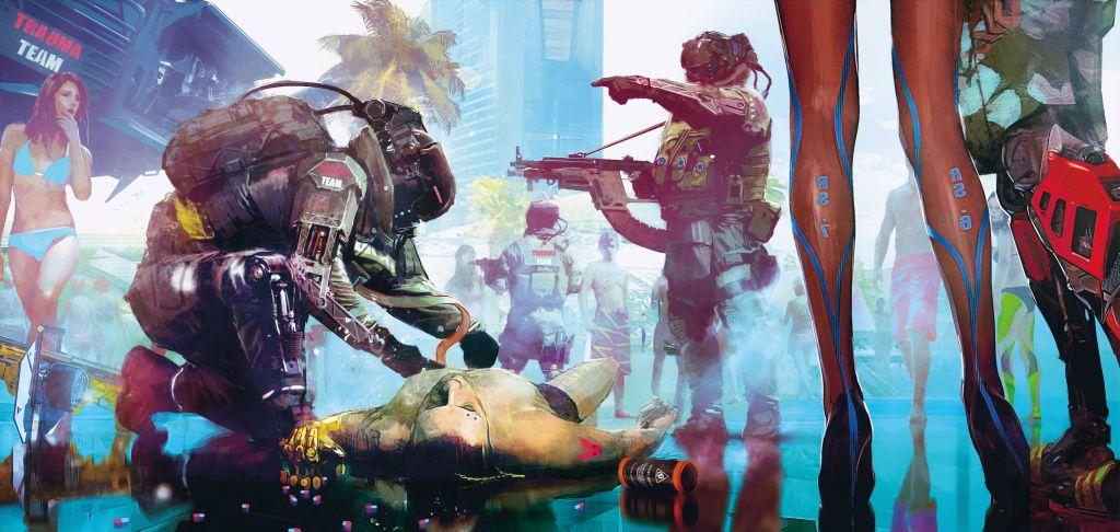 9 функций, которые не вошли в финальную версию Cyberpunk 2077