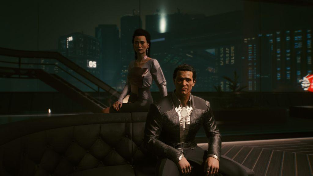 Какой выбор сделать в миссии Cyberpunk 2077 Dream On