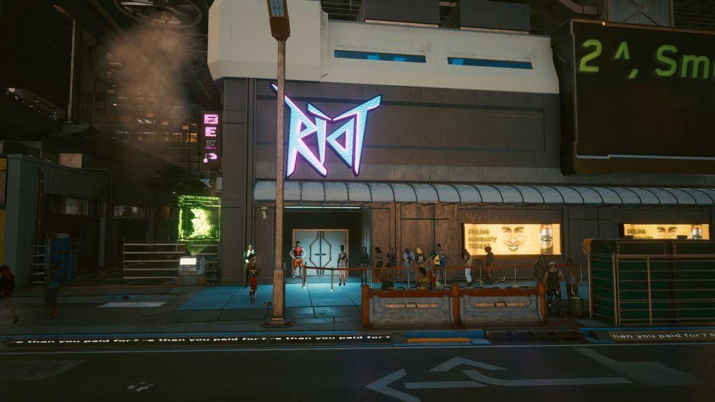 Стоит ли говорить Лиззи Виззи правду в Cyberpunk 2077?