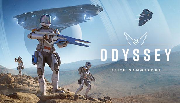 Наконец-то, вот и игровой процесс от первого лица Elite Dangerous: Odyssey в действии
