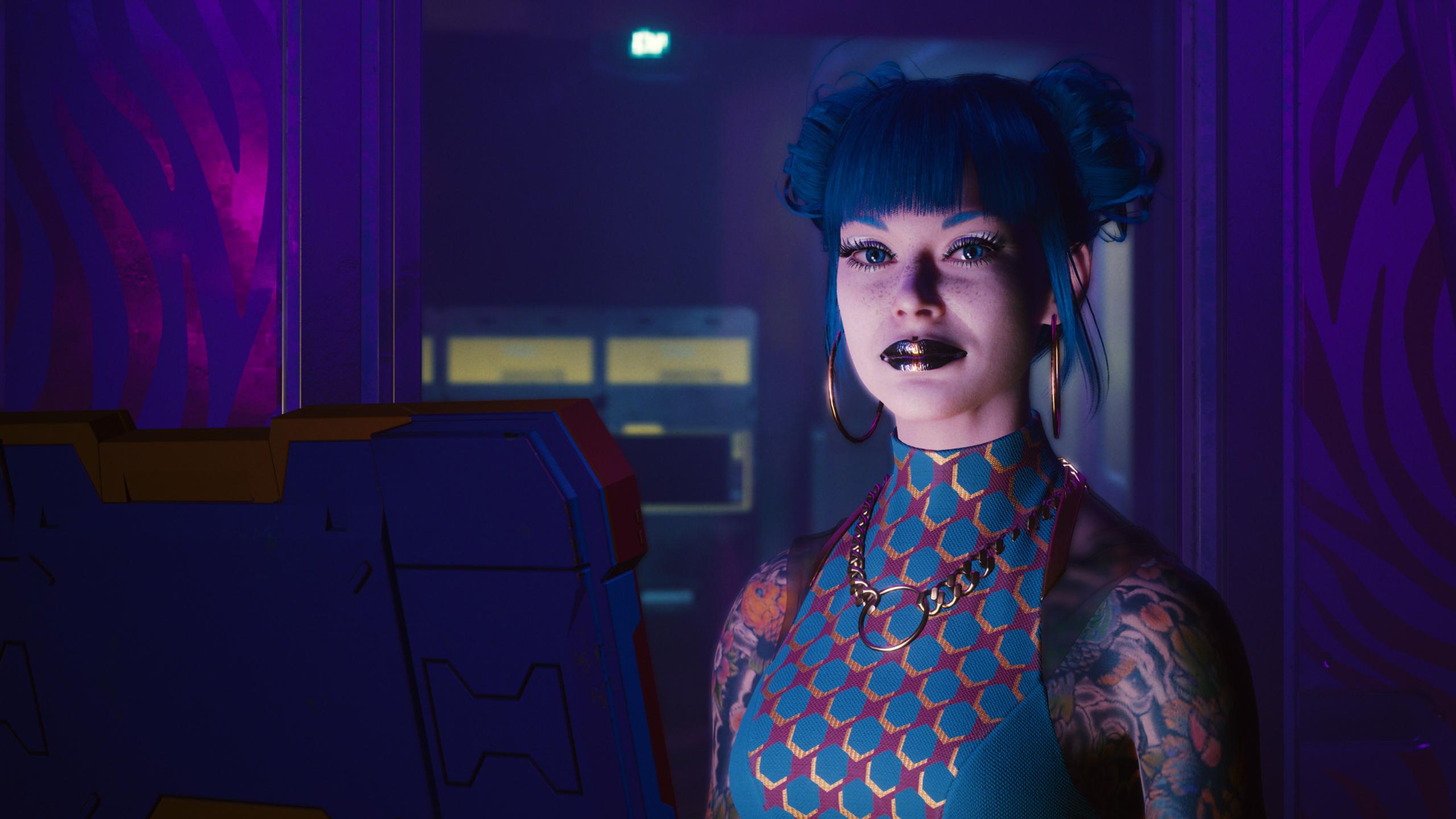 Лица ночного города: более пристальный взгляд на странных и прекрасных персонажей Cyberpunk 2077