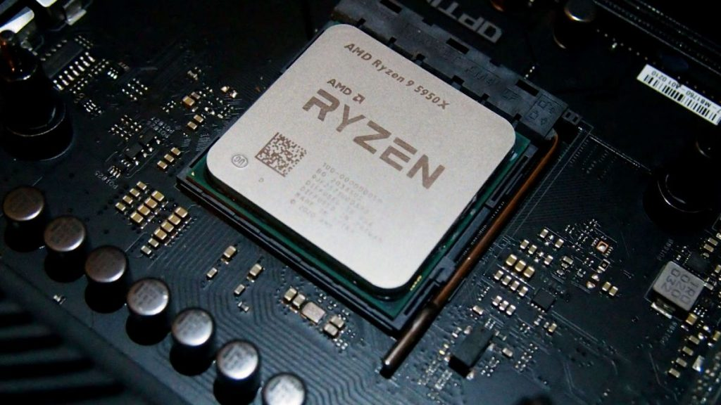Обзор AMD Ryzen 9 5950X