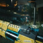 Вот лучшее оружие в Cyberpunk 2077