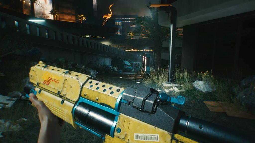 Подготовьтесь к перестрелкам в Ночном городе с этим учебником по оружию Cyberpunk 2077