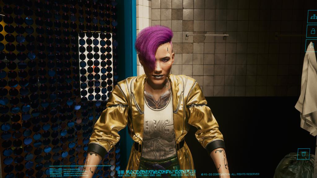 Да, Cyberpunk 2077 есть что сказать