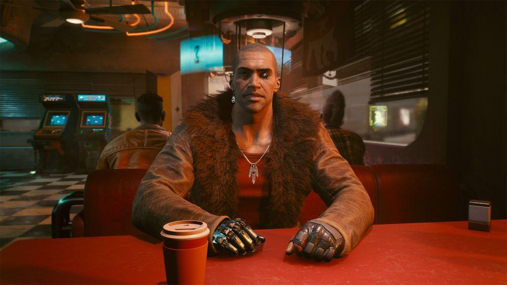 Как начать роман с Ривер Уорд в Cyberpunk 2077