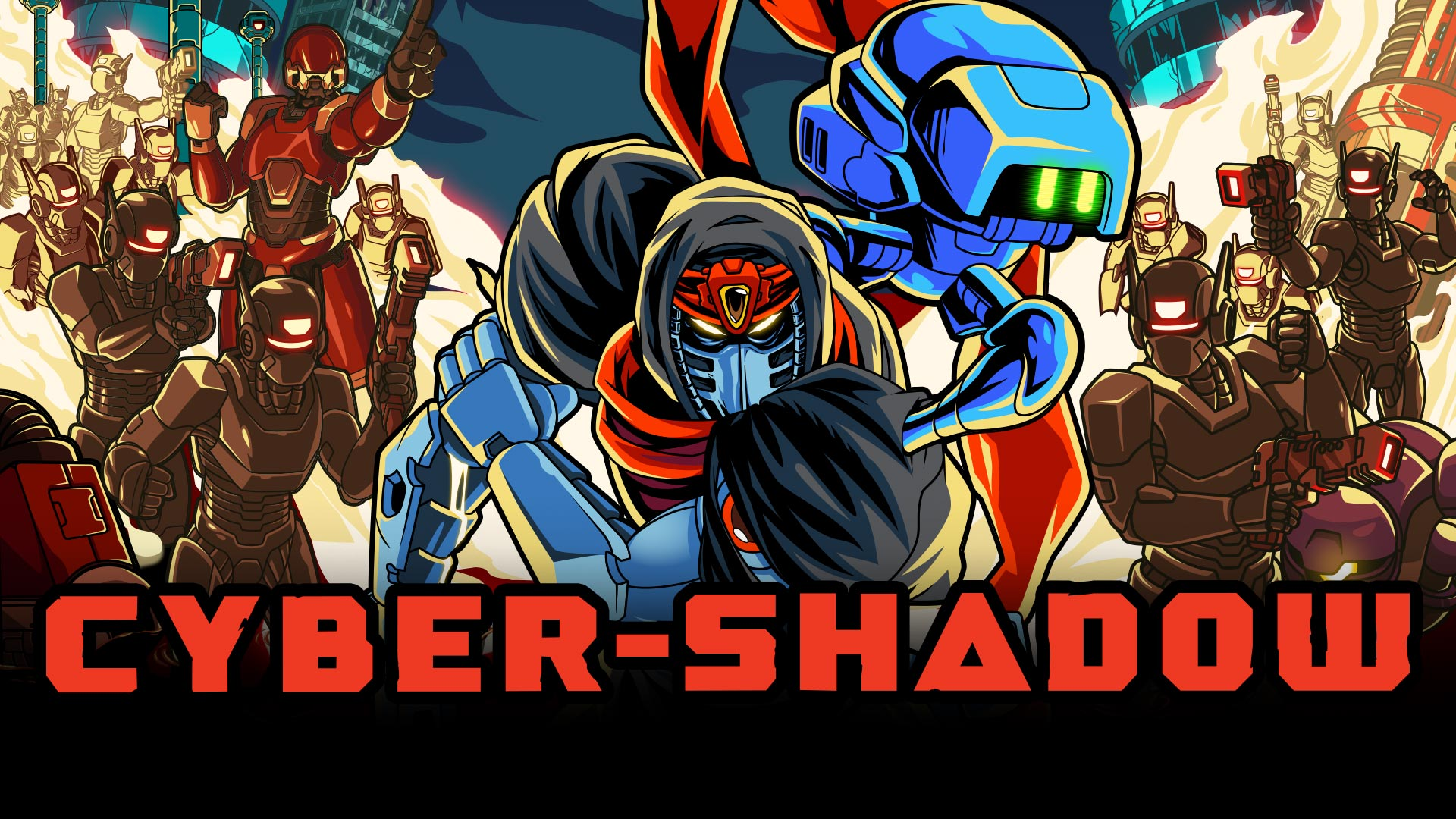 Обзор Cyber Shadow