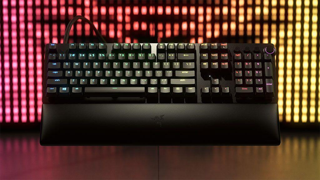 Выпущена новая аналоговая клавиатура Razer, но это еще не все, на что мы надеялись