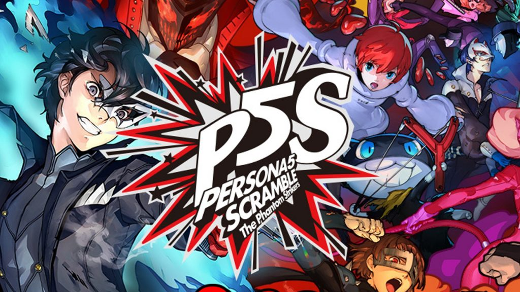 Обзор Persona 5 Strikers