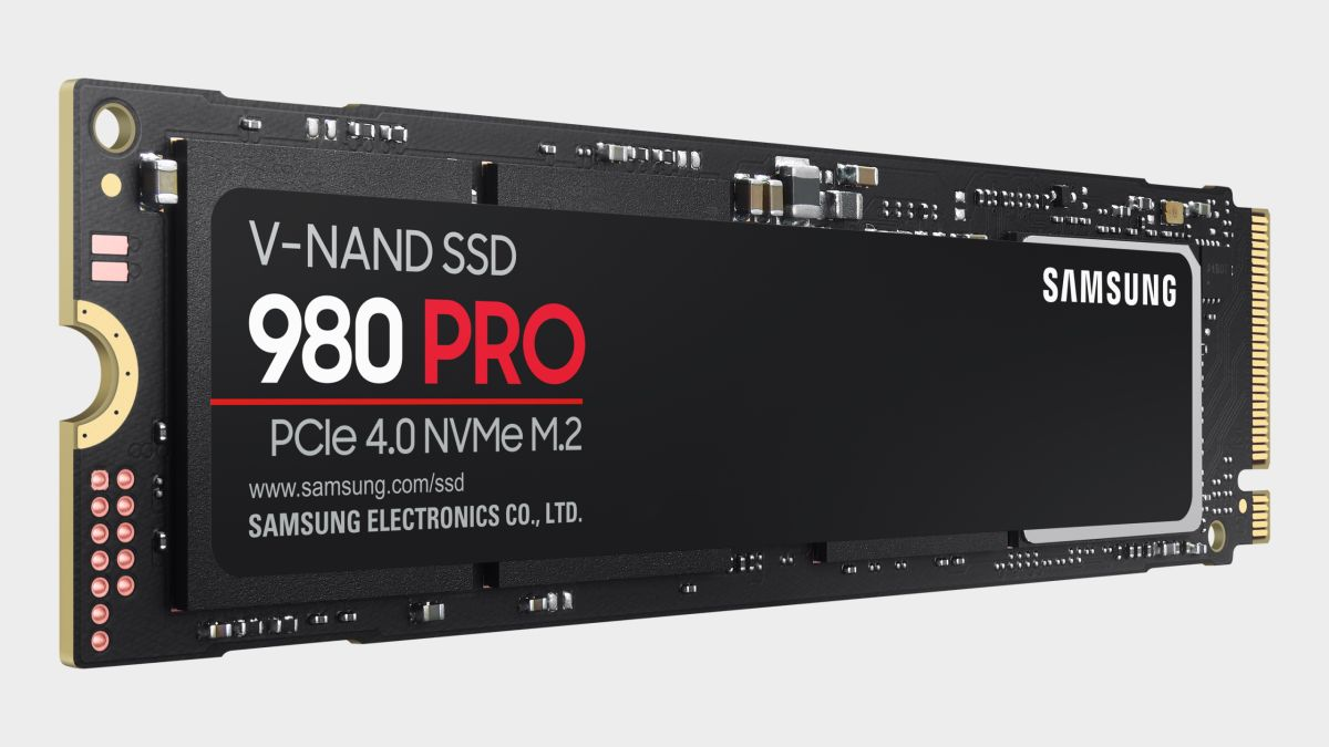 Обзор Samsung 980 Pro 500GB SSD