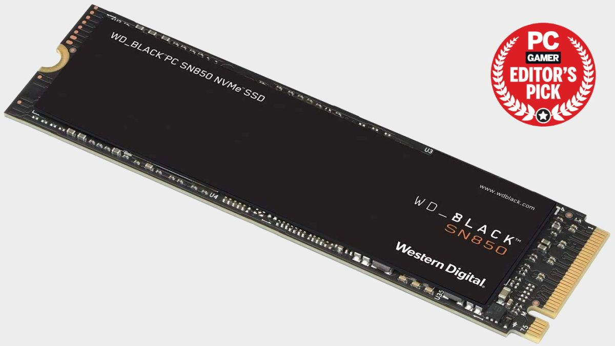 Обзор WD Black SN850 1TB NVMe SSD