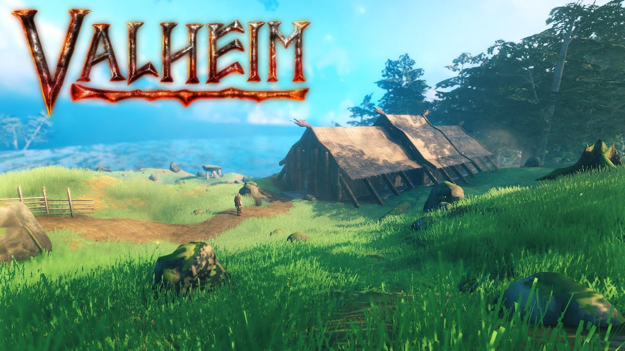 Valheim возглавляет список бестселлеров и входит в десятку лучших игр Steam