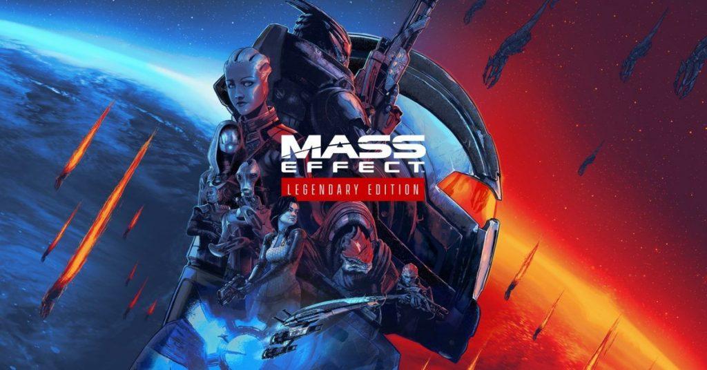 Mass Effect Legendary Edition: дата выхода, все новые подробности и все, что мы знаем