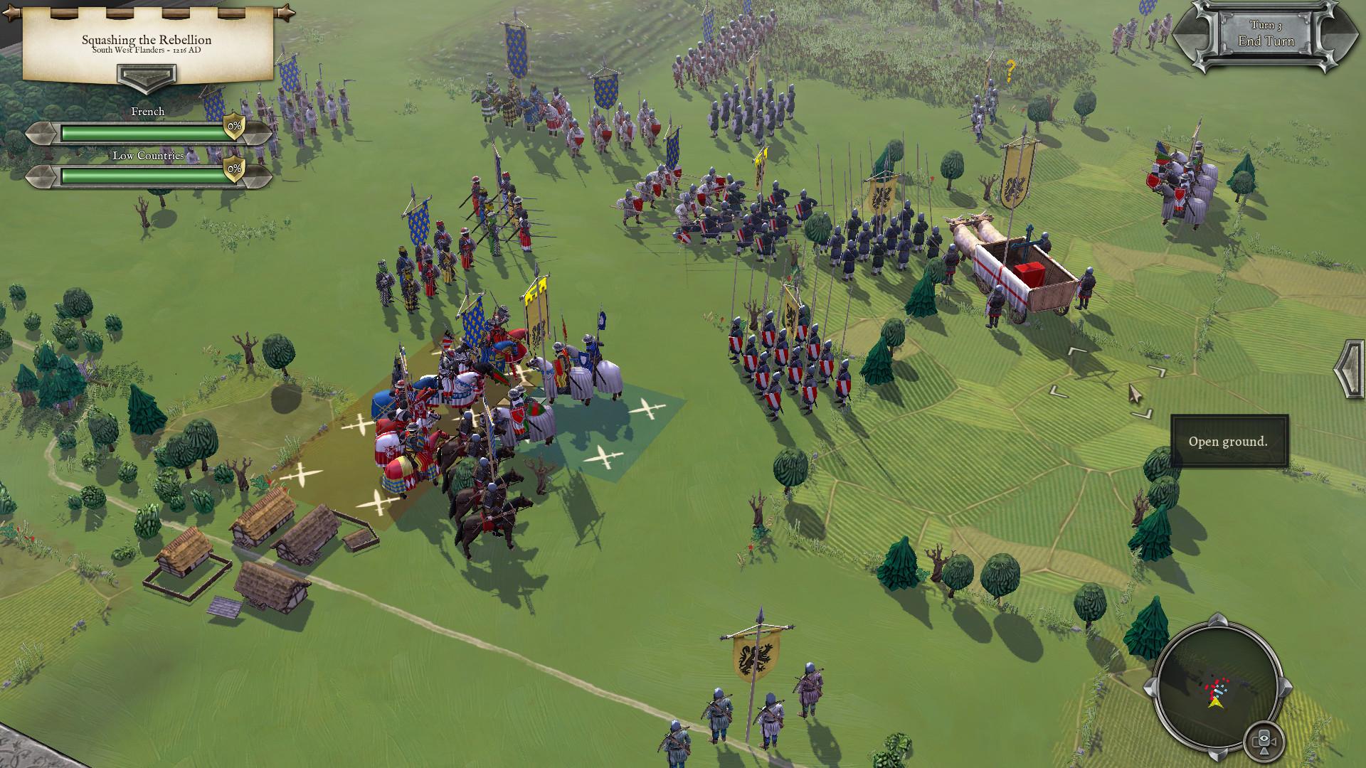 Обзор Field of Glory 2: Medieval