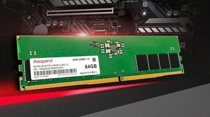 DDR5 действительно будет в этом году, поскольку другой производитель памяти рассматривает Intel Alder Lake