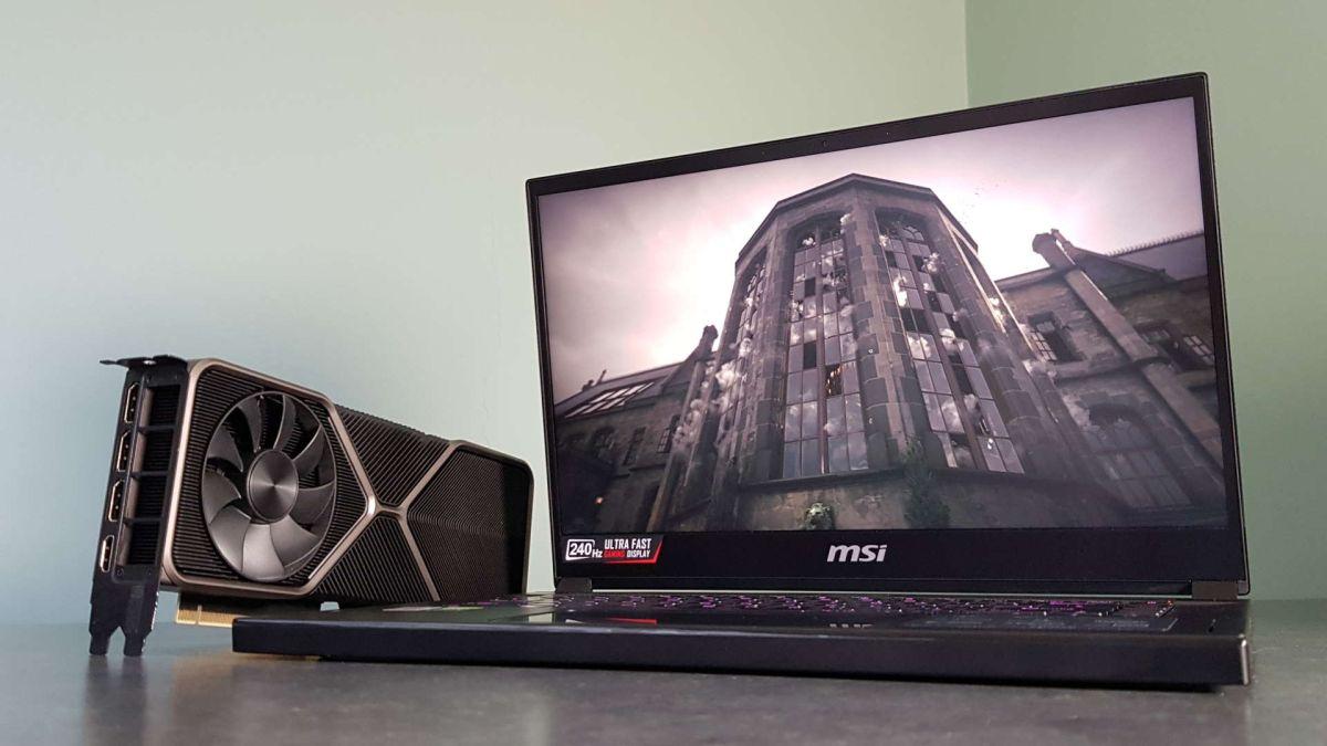 Обзор игрового ноутбука MSI GS66 Stealth