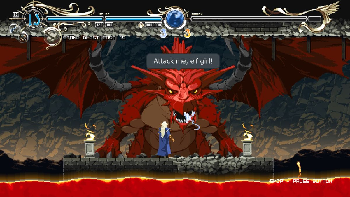 Record of Lodoss War: Deedlit in Wonder Labyrinth обзор