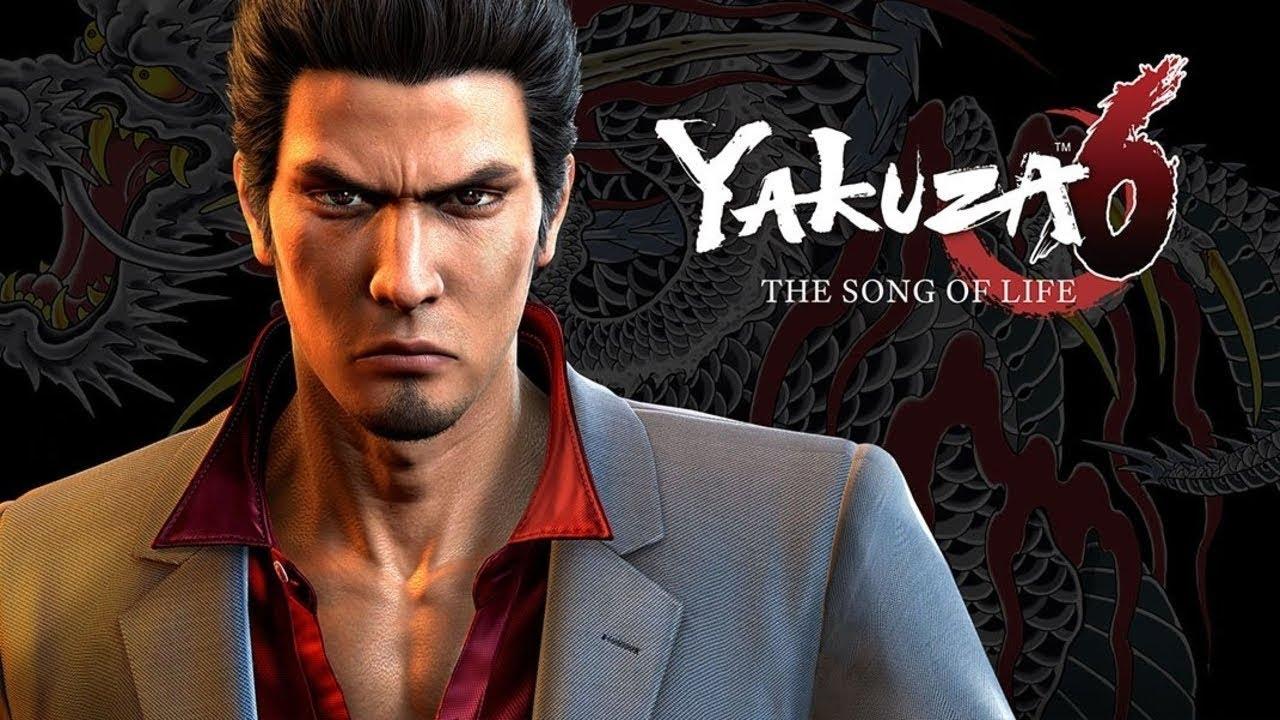 Yakuza 6: The Song Of Life обзор