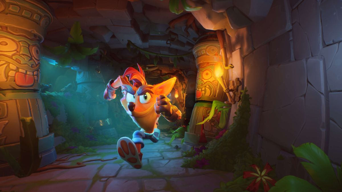 Crash Bandicoot 4 it's about time обзор