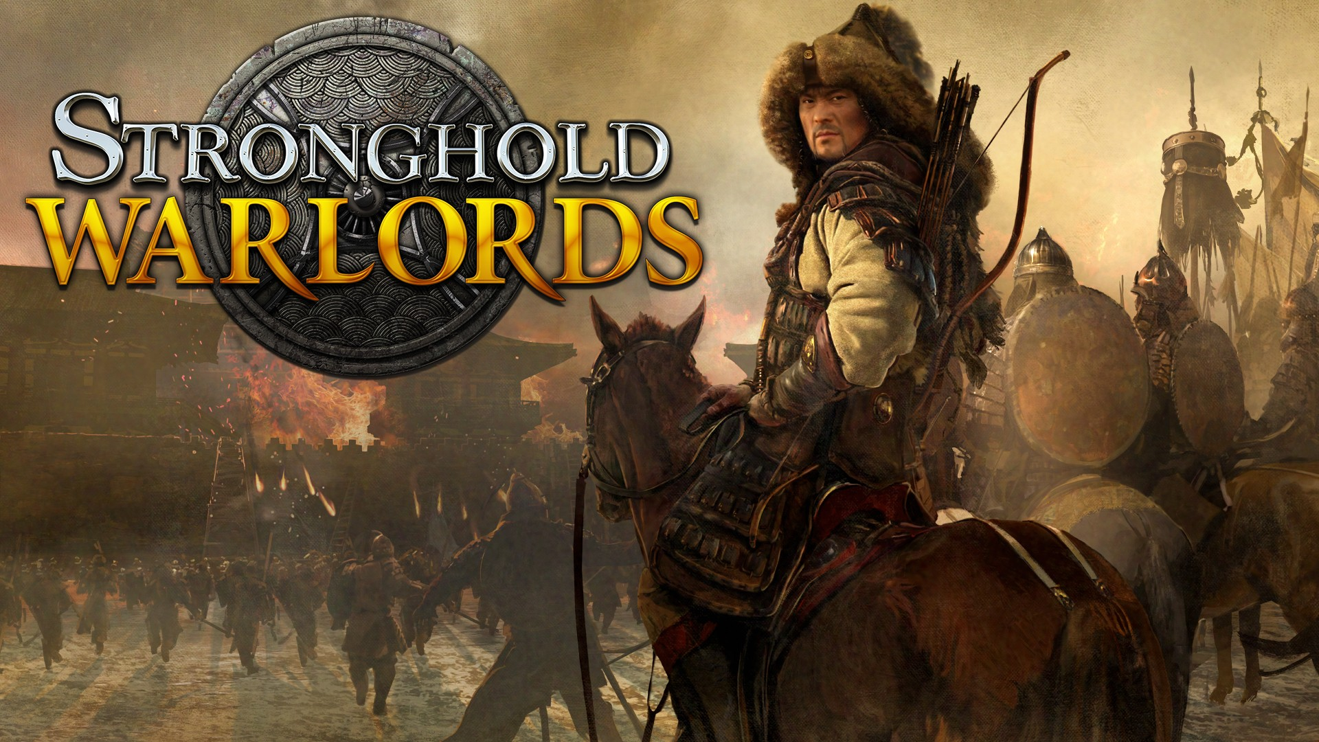 Обзор Stronghold: Warlords
