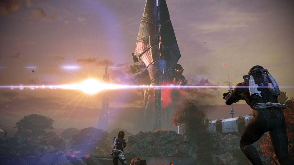 Как получить всевозможные концовки в трилогии Mass Effect