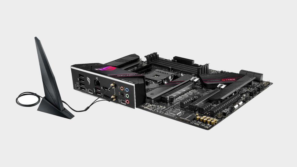 Asus ROG Strix B550-E Gaming обзор