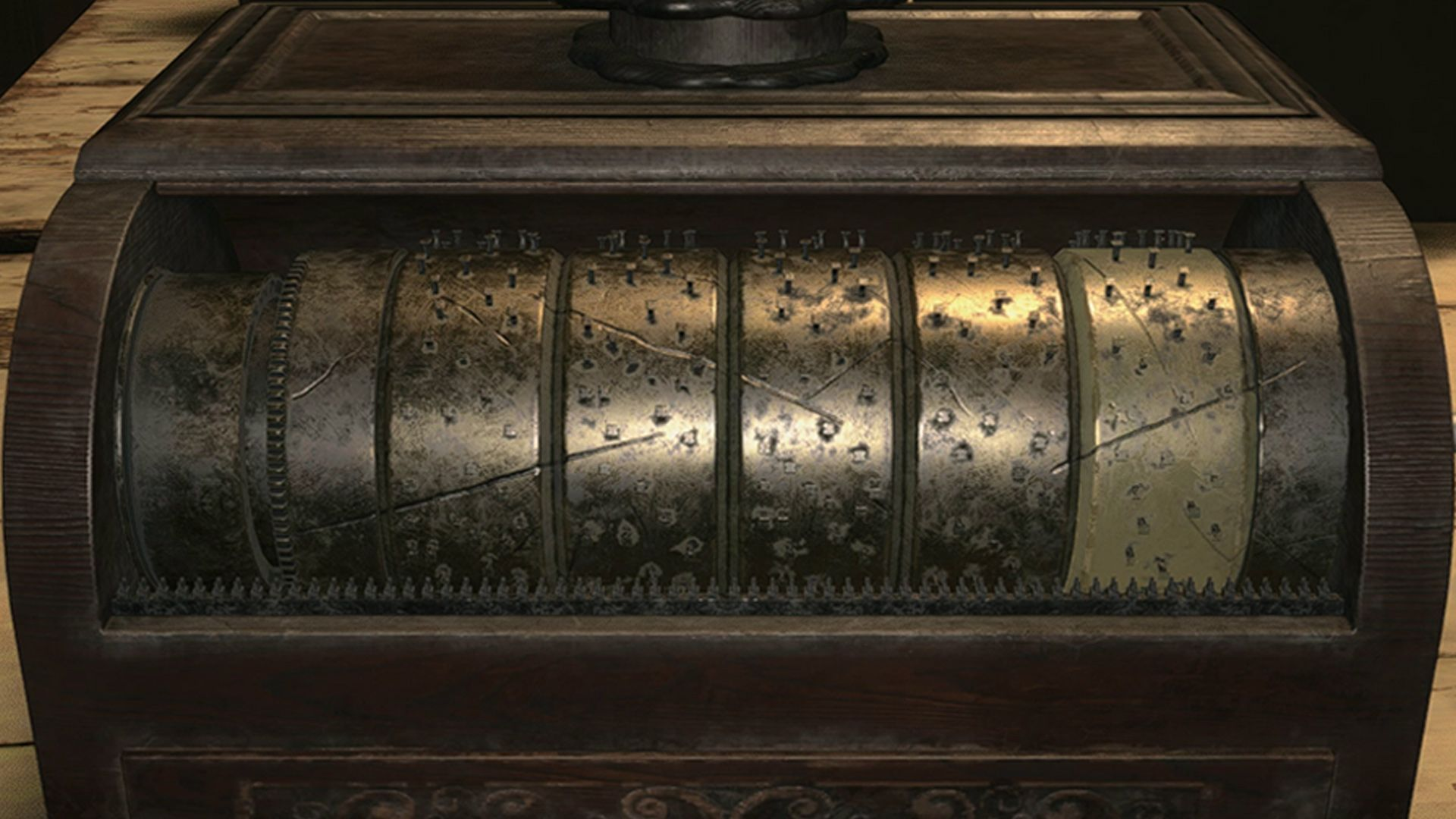 Как решить загадку музыкальной шкатулки в Resident Evil Village