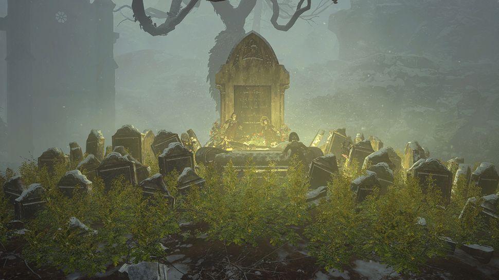 Как открыть могилу Беневьенто в Resident Evil Village