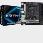 ASRock A520M ITX/ac обзор игровой материнской платы