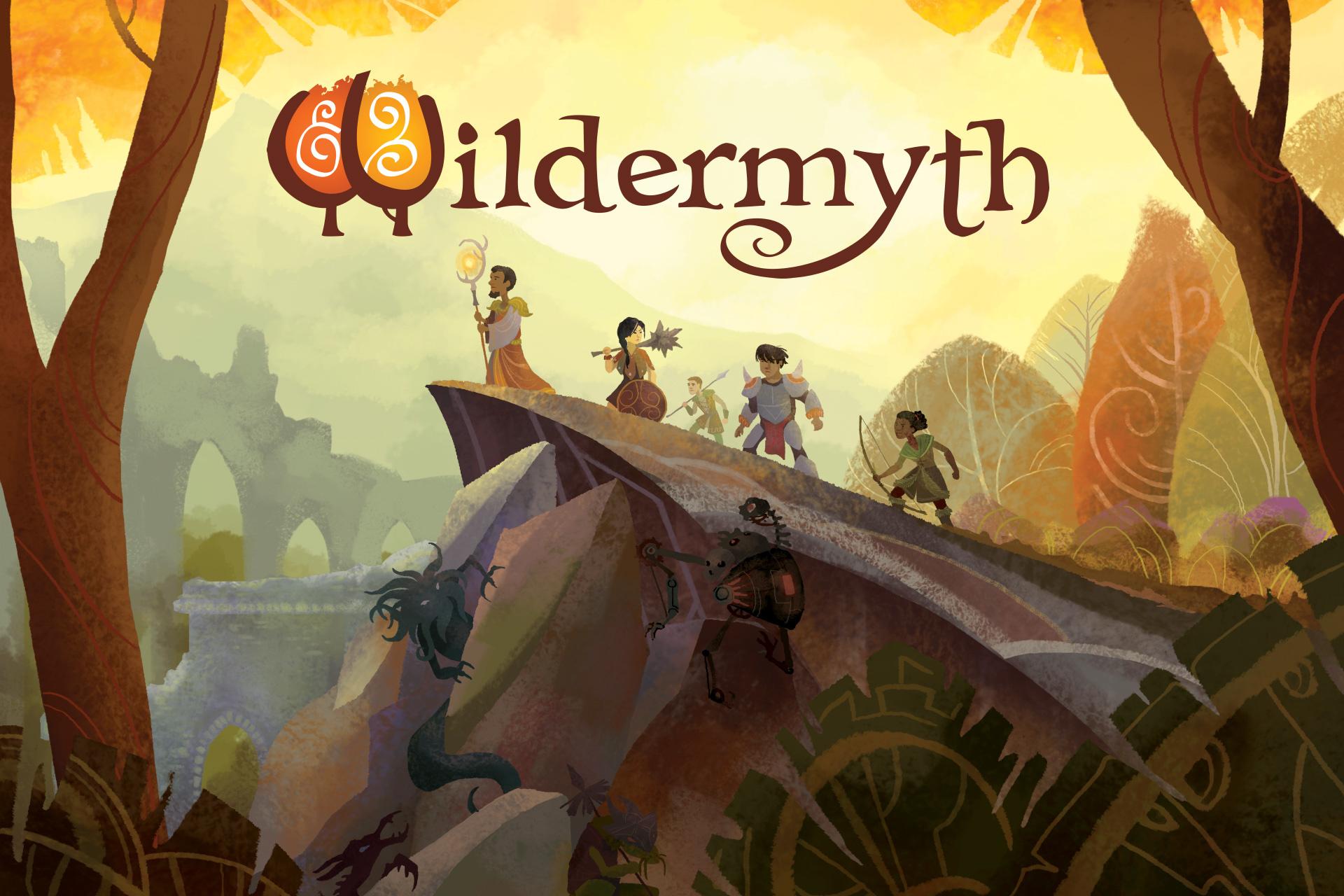 Wildermyth обзор