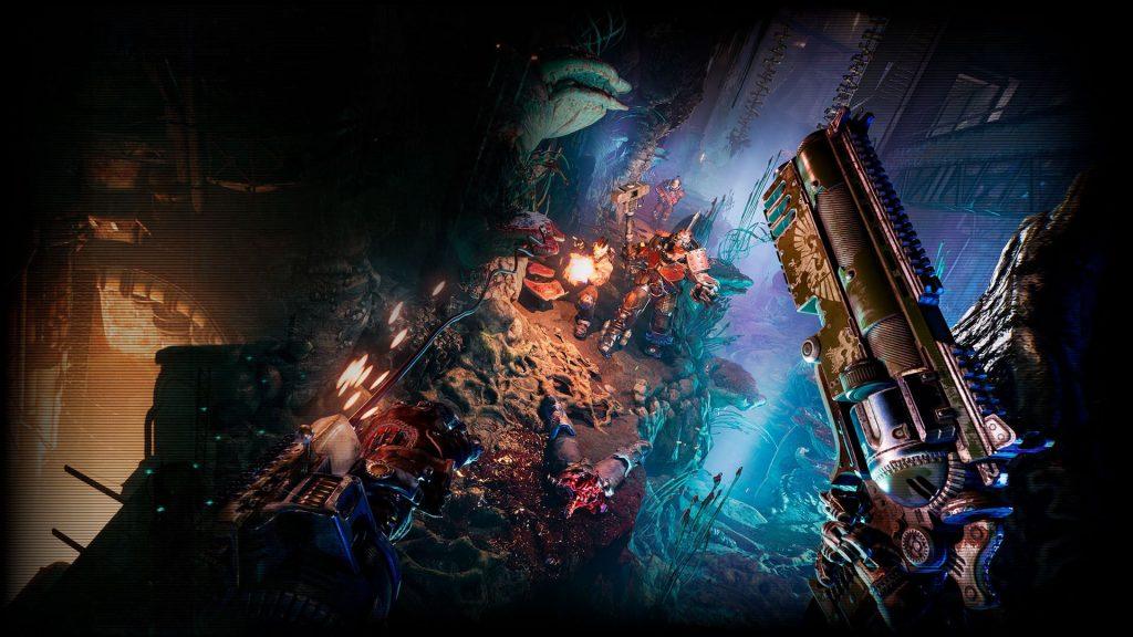 Necromunda: Hired Gun обзор