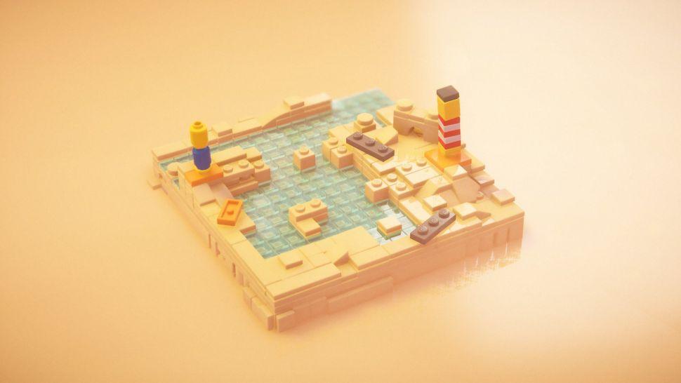 Lego Builder's Journey обзор