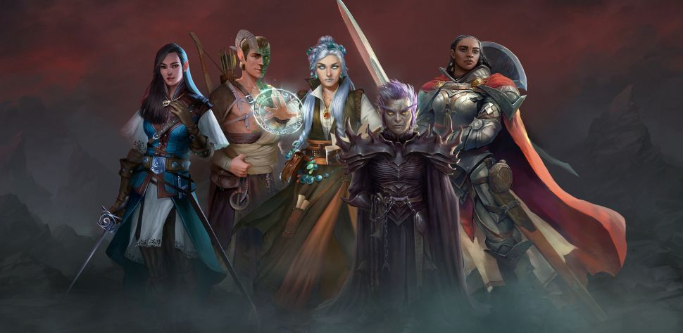 Pathfinder: Wrath of the Righteous обзор