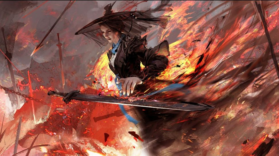 Naraka: Bladepoint обзор